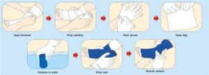 ployurethane bandage