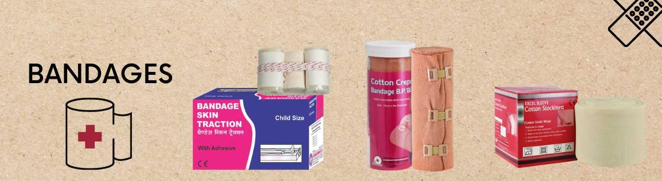 bandage manufacturer in india