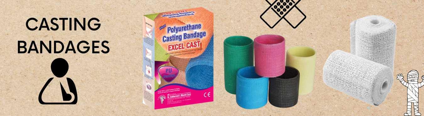 orthopadic casting bandage